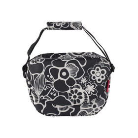 KlickFix Funbag Bike Pannier white/black